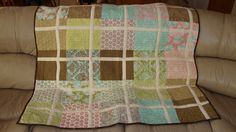 Baby Christian's quilt