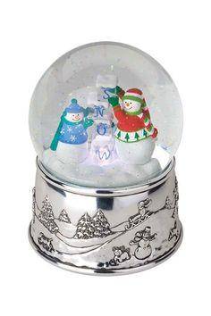 Reed & Barton Snowcubes Globe on HauteLook