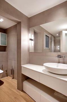 Bathroom Lighting, Sweet Home, Bathtub, Mirror, Furniture, Bathrooms, Barcelona, House Ideas, Home Decor