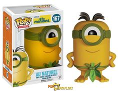 New Despicable Me Minion POP's Coming Soon