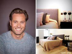 Michiel de Zeeuw: 'Slaap in een ruimte die bij je past' @michieldezeeuw | SwissSense.nl