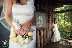 bottom of bridal bouquet, pearls on bridal bouquet, bouquet detail, pearls, adirondack wedding