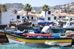 Câmara de Lobos_Madeira Island #Portugal Braga Portugal, Sea Activities, Western World, Family Roots, Sunny Beach, Paragliding, Beach Pool, Island Life, Sailing