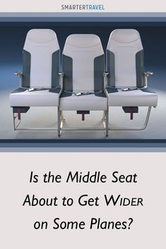 A new plane seat design from a startup called Molon Labe Seating aims to provide a wider middle seat on short-haul flights Plane Seats, Transatlantic Cruise, Myrtle Beach Hotels, Tourism Development, Stuck In The Middle, Flight Deals, Molon Labe, Norwegian Cruise Line, Best Travel Deals