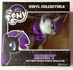 Funko Exclusive My Little Pony Rarity Vinyl Figurine My Little Pony Collection, My Little Pony Rarity, Ponies, Vinyl Figures, Free Shipping, Vinyls, Pony