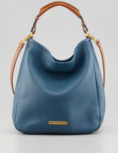 MARC BY MARC JACOBS Softy Saddle Large Hobo Bag