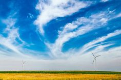 #clouds #desktop backgrounds #energy #environment #field #free wallpaper #power plants #renewable energy #sky #wind #windmill #public domain images