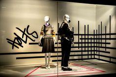 Visual Merchandising and Window Design