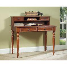 traditional style secretary desk - 800×800