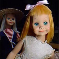 Breckette Vogue Doll memories : )