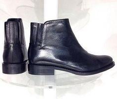 Vi elsker alle sorte læder støvler! @ Bianco #Fisketorvet #Copenhagenmall