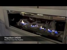 LHD50 Napoleon Fireplace Burn Video - Fireplace Warehouse ETC - nov'12