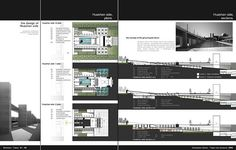 Best Decoration Architecture Student Portfolio Layout   Architecture Villa Image Architecture Portfolio Layout
