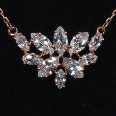 Lucia necklace from Ciao Bella Jewellery ciaobellajewellery.com