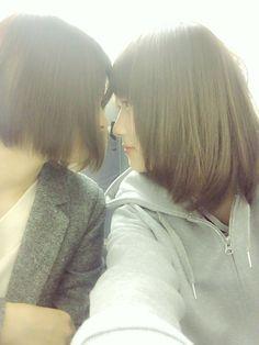 欅坂46 渡邉理佐 志田愛佳 Keyakizaka46 Watanabe Risa Shida Manaka
