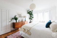 Clean and fresh..ahhhh! #bedroom