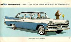 1957 Dodge brochure