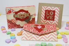 Sizzix Die Cutting Inspiration and Tips: From the Heart... a Valentine's Day Blog Hop!