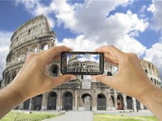 Use your smartphone to its potential while traveling in Italy--best offline apps to use while traveling in Italy