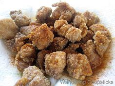Wandering Chopsticks: Vietnamese Food, Recipes, and More: Taiwanese Popcorn Chicken