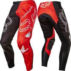 Fox Racing MX 360 Honda Mens Off Road Dirt Bike Racing Motocross Pants