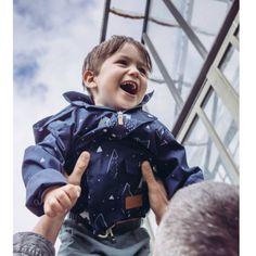 Lea & Jojo Mountains coat Mountains, Coat, Face, Kids, Collection, Young Children, Sewing Coat, Boys, Children