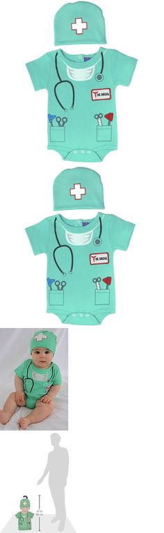 Other Baby and Toddler Clothing 1070: Sozo Unisex-Baby Newborn Doctor Bodysuit And Cap Set -> BUY IT NOW ONLY: $31.99 on eBay!