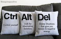 Control, Alternative and Delete