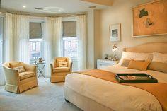 Boston Brownstone traditional bedroom