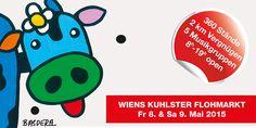 Foto: Nächster Flohmarkt Vienna, Logos, New Construction, Shopping, Logo