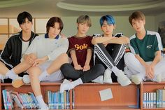 TXT will have their first comeback in October 2019 with the release of The Dream Chapter: Magic album. The song Run Away will be the title track, and TXT already released two sets of concept Txt Magic, Magic S, Meme Photo, Photo S, Mtv Video Music Award, Boys Over Flowers, K Pop, Daniel Henney, Hip Hop