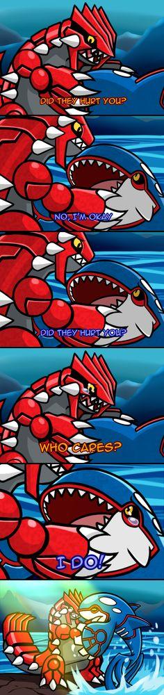 Pokemon ORAS: Jail Break by Mgx0.deviantart.com on @DeviantArt