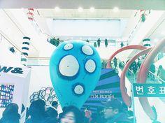 """Giant Inflatable """"Balloon Boy"""""""
