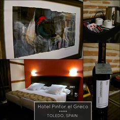 hotel pintor el greco 4 star rustic elegance in toledo spain dream hotels pinterest places toledo and spain - Rustic Hotel 2015
