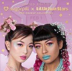 The New Sugarpill x Little Twin Stars Collab Is Too Cute to Miss!