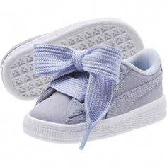Suede Heart Kids  Sneakers  fashionclothingforkids Designer Kids Clothes 87d7f6af1