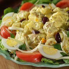 Peruvian Potato Salad Recipe | Nestle Meals.com