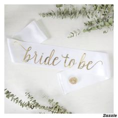 Shop Elegant Script Bling Bride To Be White Sash created by foxblossom. Personalize it with photos & text or purchase as is! Wedding Dress Hanger, Wedding Sash, Bridal Sash, Wedding Bridesmaids, Wedding Gold, Wedding Lingerie, Bouquet Wedding, Wedding Shoot, Wedding Nails