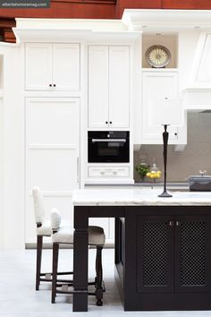 12 by 12 kitchen designs. Liz Williams Interiors  Fantastic two tone kitchen design with white floor to ceiling 12 Farrow and Ball Kitchen Cabinet Colors For The Perfect English