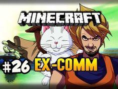 LEAD THE GOAT - Minecraft: Ex-Comm Dragon Ball Z Mod w/Nova, SSoHPKC & Slyfox Ep.26