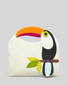 Parrot Purse / Kate Spade