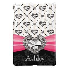 Hot Pink Printed Diamond Look Heart Case For The iPad Mini We provide you all shopping site and all informations in our go to store link. You will see low prices onDiscount Deals          Hot Pink Printed Diamond Look Heart Case For The iPad Mini Here a great deal...