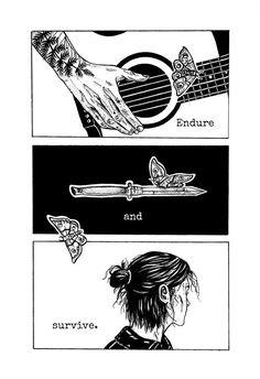 Venus Tattoo, E Tattoo, Last Of Us, The Lest Of Us, Joel And Ellie, Witch Tattoo, Arte Obscura, Cool Small Tattoos, Desenho Tattoo
