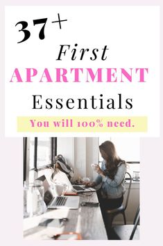 Living essentials for every college apartment, dorm room, or small home. Living essentials for every college apartment, dorm room, or small home. Whatever stage in life you College Girl Apartment, College Living Rooms, Apartment Needs, Living Room Themes, College Apartments, Apartment Hacks, Apartment Kitchen, Apartment Living, Apartment Goals