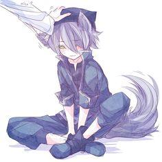 Neko/Wolf Joshua :3 <3