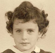 5 year old Ine Henriëtte Gerson from Amsterdam, Netherlands was murdered in Sobibor with her parents and older brother Peter.