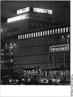 Leipzig Konsument Warenhaus August 1968