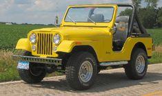 PICTURES OF ANTIQUE CJ-5 JEEPS - Google Search Cj5 Jeep, Jeep Cj, Vintage Jeep, Jeep Accessories, Old Cars, 4x4, Monster Trucks, Album, Google Search