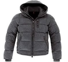 Moncler Vanoise Jacket,Moncler Men Vanoise Grey Down Jacket For Sale - $211.65  Moncler Jackets For Men  by www.monclerlines.com/men-moncler-jacket-c-1.html