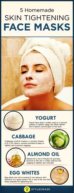 One solution is to opt for skin tightening masks. Below are a few easy skin tightening mask recipes which can be made easily at your own home. Use any of these face tightening masks at least once a week for younger looking skin. - Younger Looking Skin Younger Skin, Younger Looking Skin, Anti Aging Skin Care, Natural Skin Care, Natural Beauty, Anti Aging Mask, Natural Face, Tightening Face Mask, Natural Skin Tightening